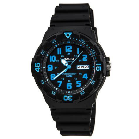 ricambi orologi casio orologio casio mrw200h 1b collezione stile subacquei
