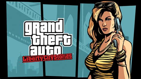 Grand Theft Auto grand theft auto liberty city stories llega a android