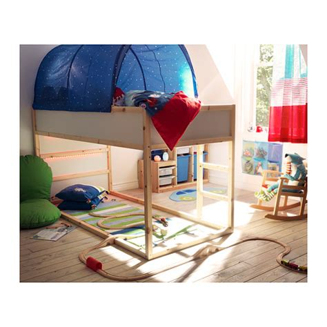 ikea kura bunk bed wts ikea kura reversible loft bed dark blue pine can