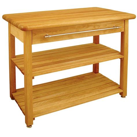 Kitchen Utility Tables Catskill Craftsmen Contemporary Harvest Kitchen Utility Table 1448 The Home Depot