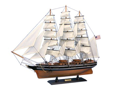 Handcrafted Model Ship - wooden of india model ship 30 quot ebay