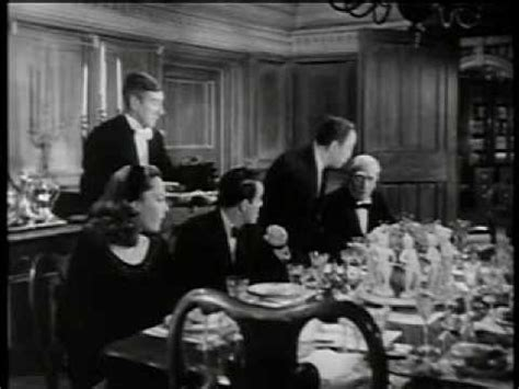 youtube rene clair rene clair s quot and then there were none quot 1945 film youtube