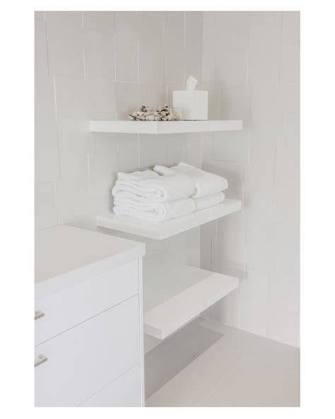 White Shelves For Bathroom Photo Page Hgtv