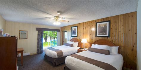 room bayshore lakeside hotel resorts waterton lakes national park lodging