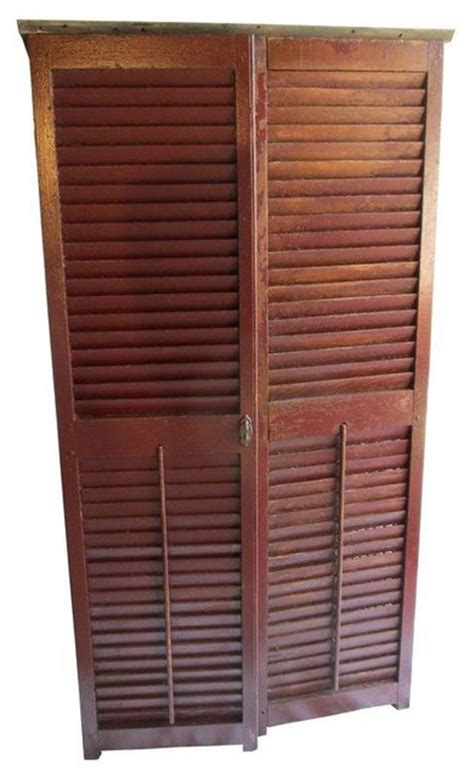 upcycled tv armoire upcycled shutter armoire contemporary armoires and