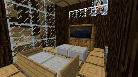Minecraft Furniture   Electronics   Small Minecraft Television