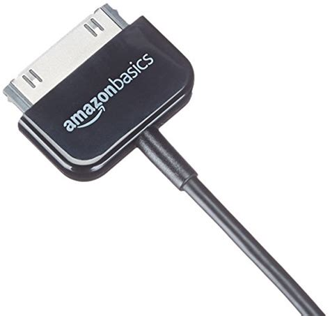 Amazonbasics 30 Pin by Amazonbasics Apple Certified 30 Pin To Usb Cable For Apple Iphone 4 Ipod And 3rd
