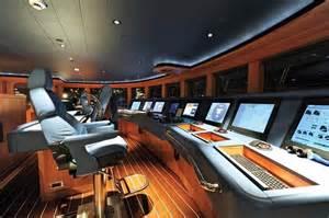 octopus yacht interior