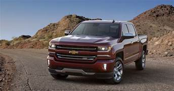 Chevrolet Silverad 2016 Chevy Silverado Or 2016 Gmc Gm Authority