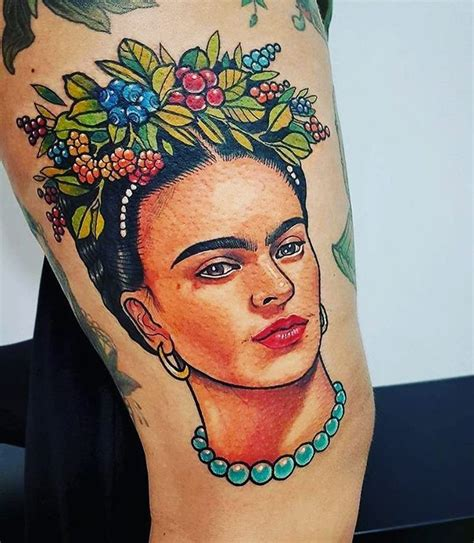 frida kahlo tattoos pin frida kahlo pictures to pin on tattooskid