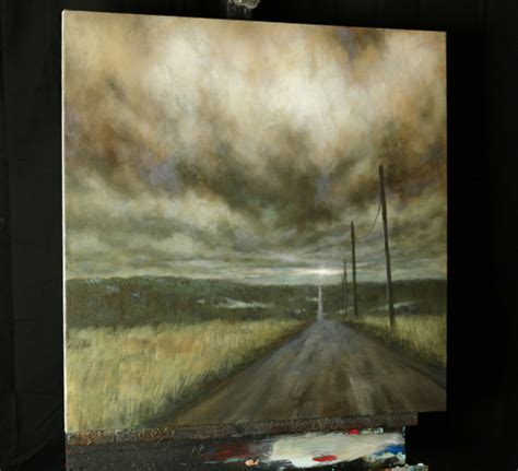 acrylic painting dvds the road takes you there an acrylic painting lesson