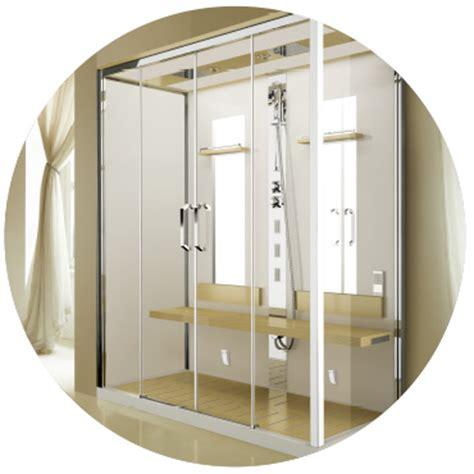 cabine doccia complete wellness