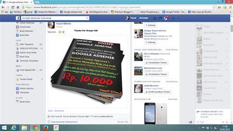 cara membuat akun facebook nick indonesia terbaru 2015 cara daftar adsense terbaru 2015 caradari