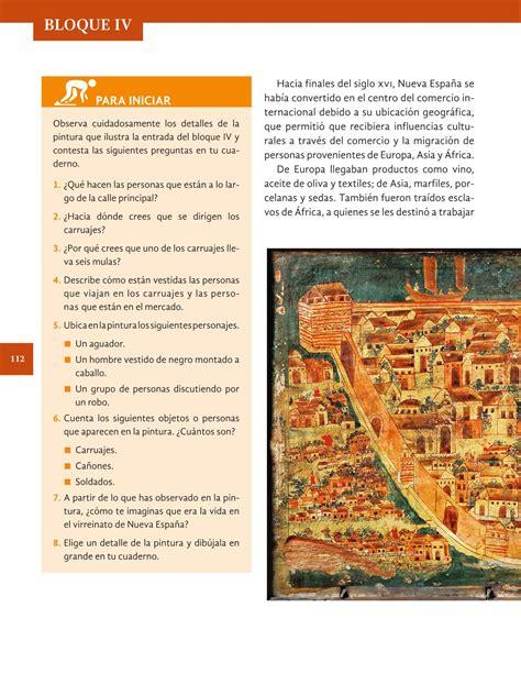 preguntas sobre geografia yahoo libro de historia 4 grado contestado 4to grado bloque 3