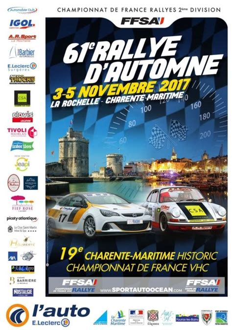 Rally D Autonme by Es10 Automne 2017