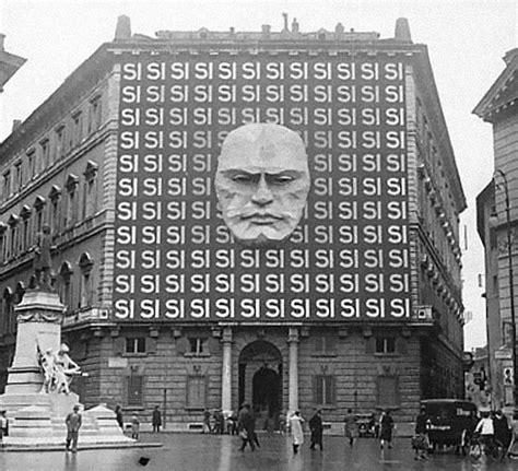 The headquarters of Benito Mussolini's National Fascist