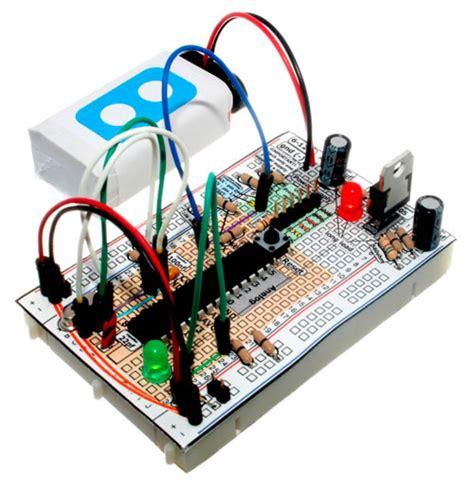 circuit breadboard kit ard 101 breadboard arduino compatible kit