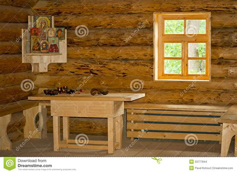 wood haus room stock images image 33777844