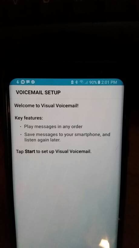 visual voicemail not working android at t galaxy s8 no visual voicemail app page 2 android forums at androidcentral
