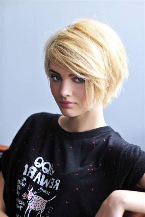 edgy short haircuts for thick hair 2018 popular edgy short haircuts for thick hair