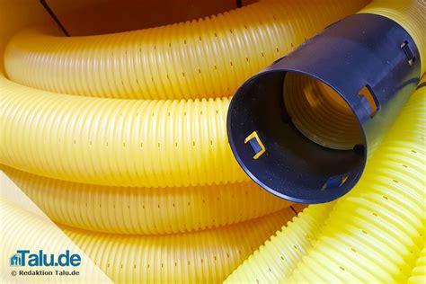 Drainage Richtig Verlegen 6917 drainage richtig verlegen anleitung in 3 schritten talu de