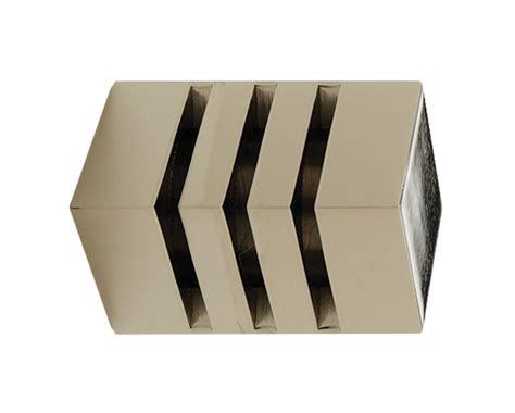 design drapery hardware select tetra finial for 1 3 16 inch diameter metal drapery
