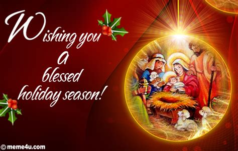 happy holidays  gods glory congregation