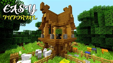 cute minecraft house cute easy compact minecraft survival house tutorial best minecraft house