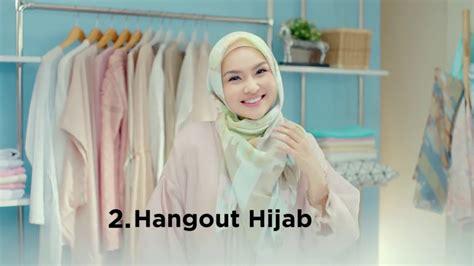 tutorial hijab ria miranda cantikdarihati ria miranda inspirasi hijab youtube
