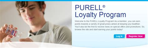High Value Gift Cards - purell loyalty program earn high value coupons gift cards purell products more