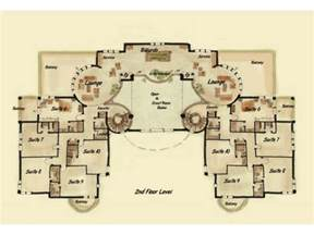 bed and breakfast floor plans bed breakfast inn chateau home plans blueprints 43174
