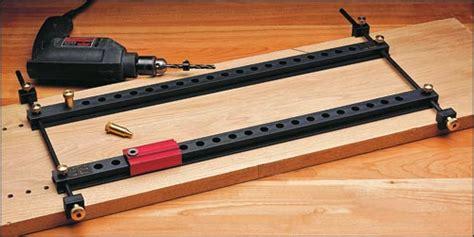 woodworking jig hardware veritas 174 shelf drilling jig valley tools