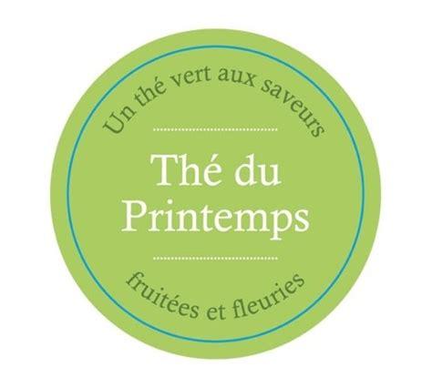 Comptoir Du Thé by Comptoir Fran 231 Ais Du Th 233 Th 233 Du Printemps