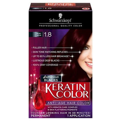 target hair color schwarzkopf keratin color anti age hair color target
