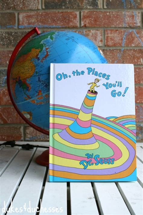 dr seuss home decor dr seuss craft quote on a globe dukes and duchesses