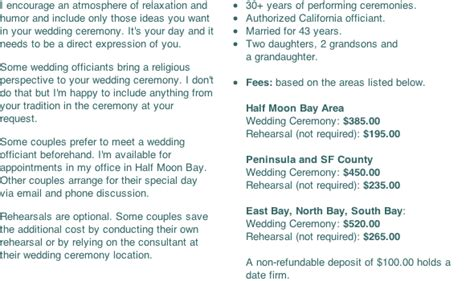 wedding vows minister says weddings by the sea same marriage officiant intimate
