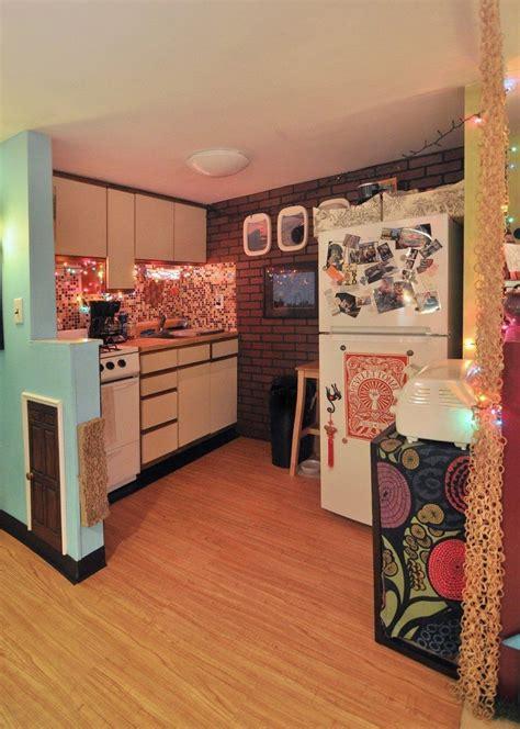 cute kitchen ideas for apartments laura lee s bright playful basement studio house tour