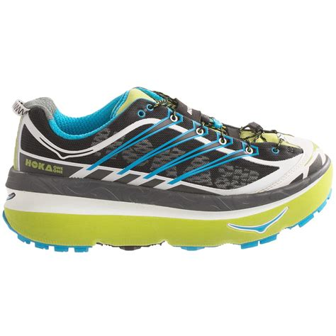 one one running shoes hoka one one mafate 3 trail running shoes for 8181r