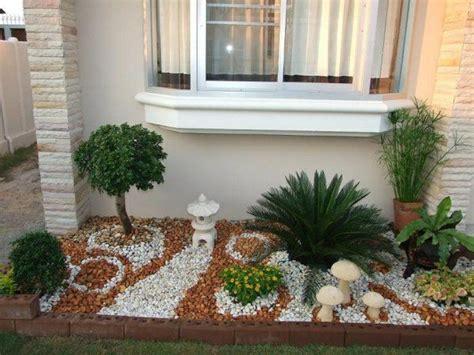 Vorgarten Mit Steinen 3968 by Die Besten 25 H 252 Gel Garten Ideen Auf