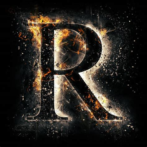 Royalty Free Letter R Pictures, Images and Stock Photos ... R Alphabet Love Wallpaper