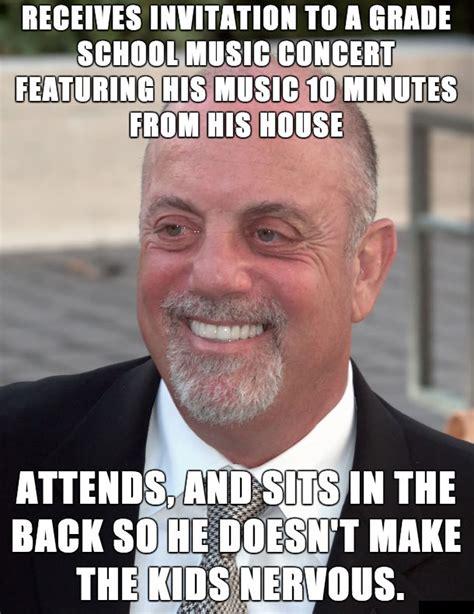 Billy Meme - good guy billy joel weknowmemes