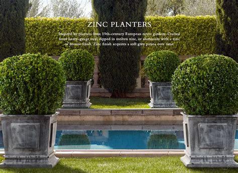Restoration Hardware Planter by Planters Rh
