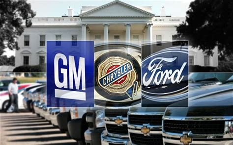 chrysler bail out ford bailout news