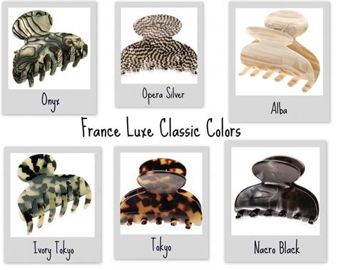 Hair Clip Types by 6 Hair Clip Types To Try Out This Summer