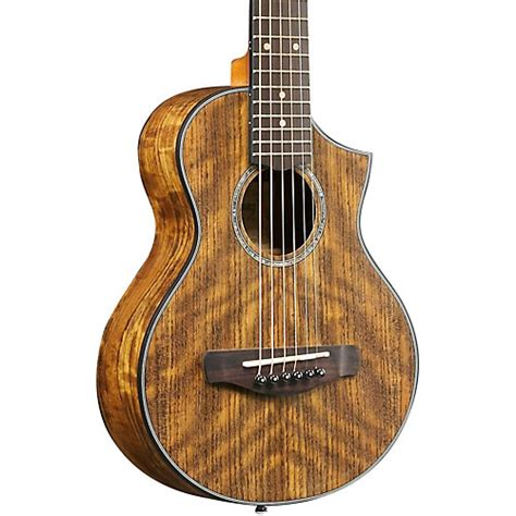 Gitar String Tuner Akustik Elektrik Ibanez New Ibanez Ewp14opn Wood Piccolo Acoustic Guitar