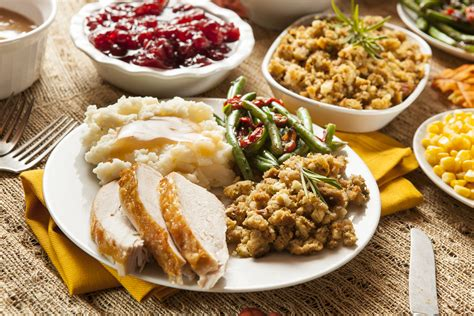 thanksgiving menu ideas