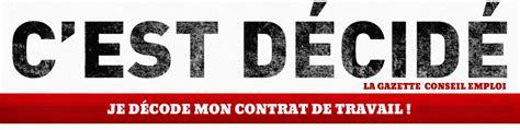 Modification Contrat De Travail Réorganisation by L Int 233 Et Le Travail Temporaire