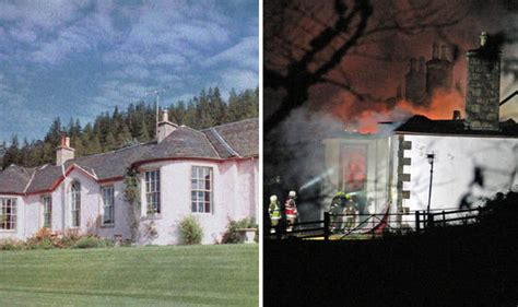 Boleskine House by Highland Home Which Belonged To Led Zeppelin S Jimmy Page