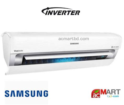 Ac Samsung Portable samsung 1 ton ar12j triangular inverter air conditioner