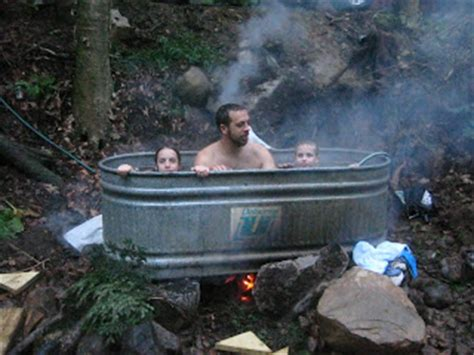 hillbilly bathtub redneck hot tubs bullfrog spas